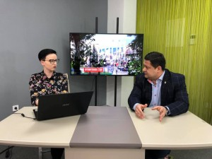 Говоримо про молодіжне кредитування та доступне житло на Першому Буковинському інтернет каналі