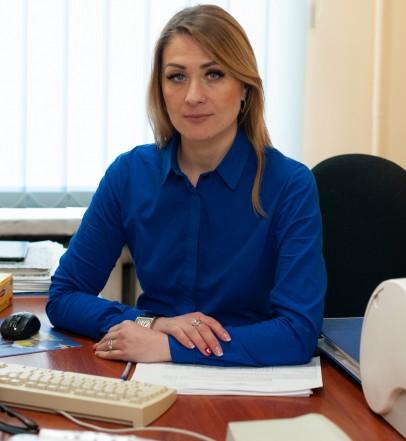 Йіпель Оксана Михайлівна